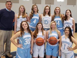 MCCA girls basketball 2020 NEW