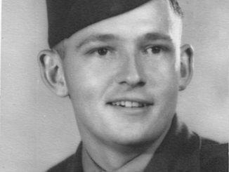 VET-Eugene F.Mauck Marines