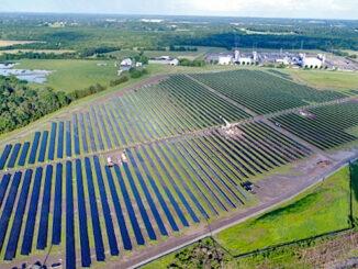 Dominion Energy 125 acre solar farm Remington va