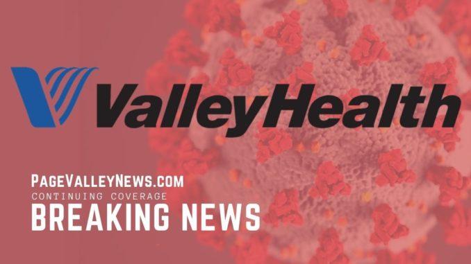 Valley Health Breaking News